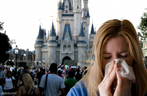 Avoiding cold and flu and keeping immune system strong at Disney World