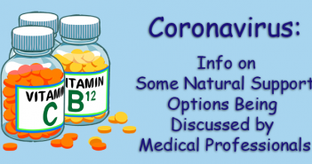 Coronavirus natural options being discussed by medical professionals