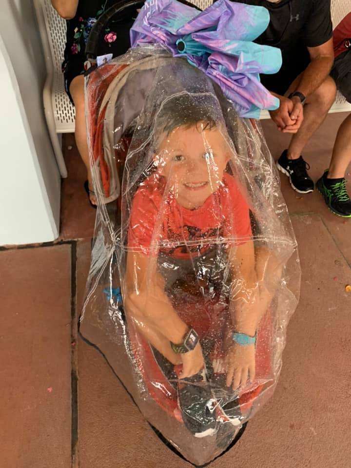 stroller cover for the rain at disney world