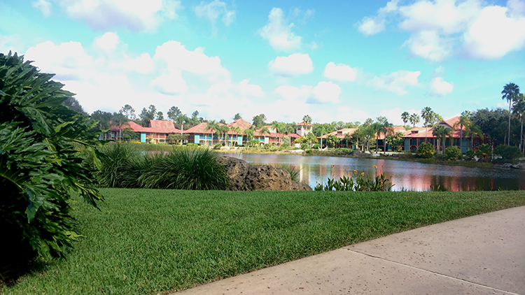 Disney's Canbanas Section at Disney's Coronado Springs Resort