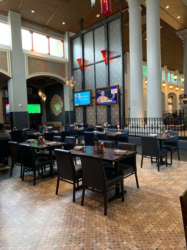 Rix Sports Bar & Grill in Coronado Springs Resort