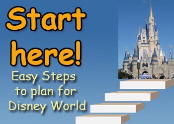 Easy steps to plan for your trip to Disney World