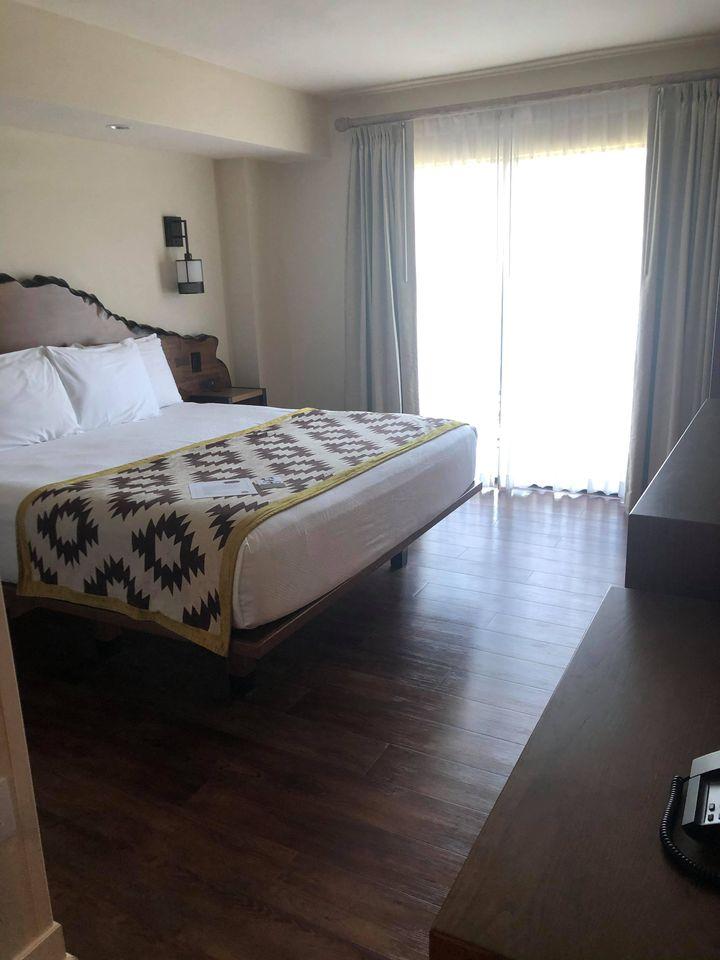 Copper Creek 2-bedroom - Master bedroom