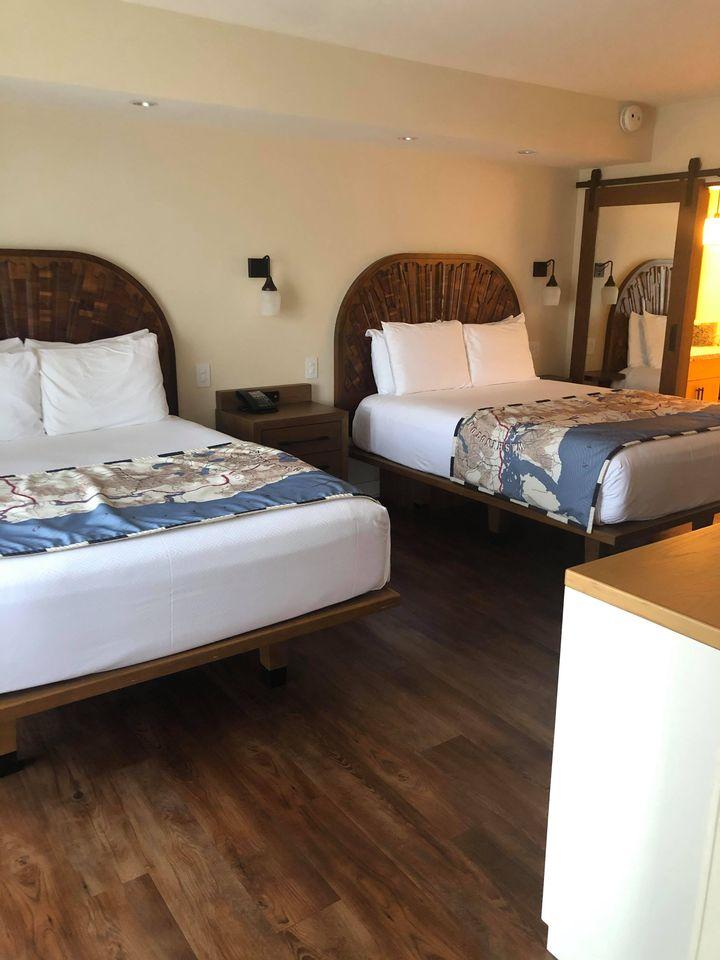 Copper Creek 2-bedroom - Room with 2 queen beds