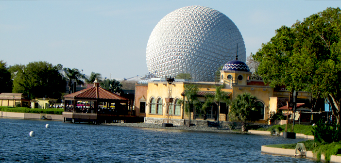 Epcot rides and attractions descriptions in Disney World