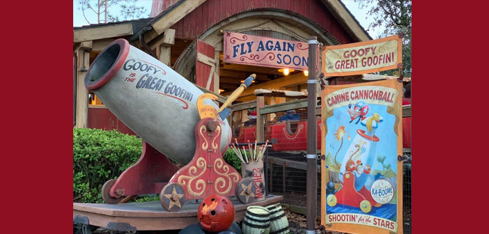 the barnstormer disney world magic kingdom