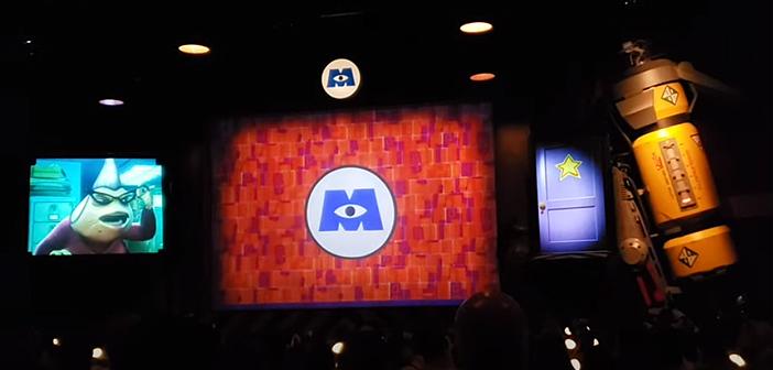 Monsters Inc in Magic Kingdom at disney world