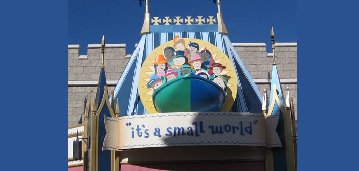 it's a small world disney world magic kingdom
