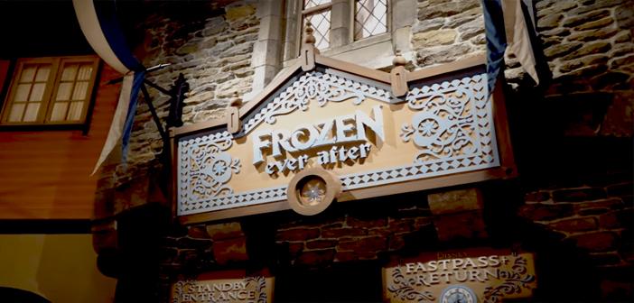 Frozen Ever After - Epcot - Disney World
