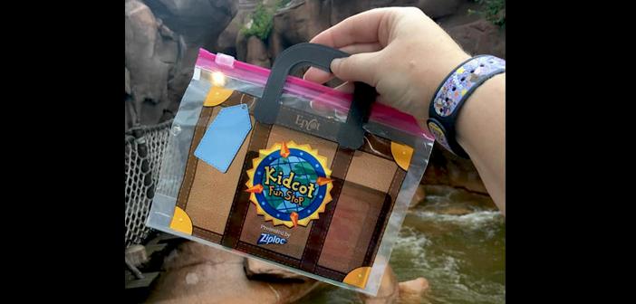 Kidcot Fun Stop Epcot Disney World