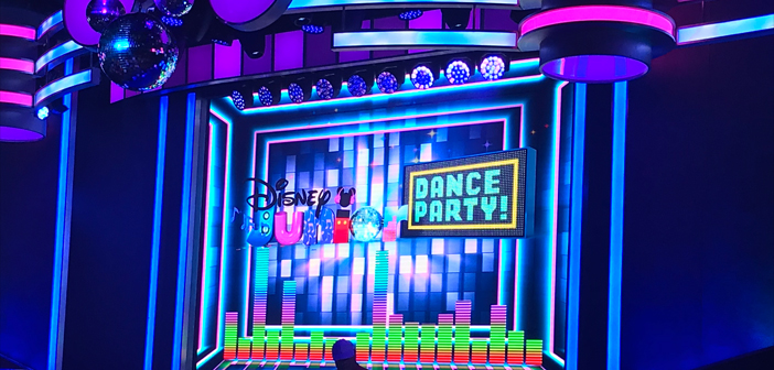 Disney Junior Dance Party! - Hollywood Studios - Disney World header