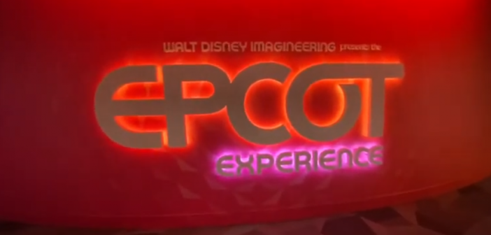Epcot Experience Disney World