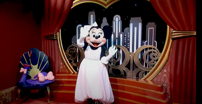 Mickey and Minnie's Red Carpet Dream - Minnie Mouse