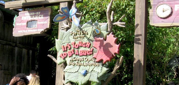 It's Tough to be a Bug is Animal Kingdom in Disney World