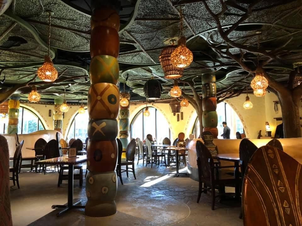 Sanaa - Restaurant in Kidani Village at Animal Kingdom Lodge