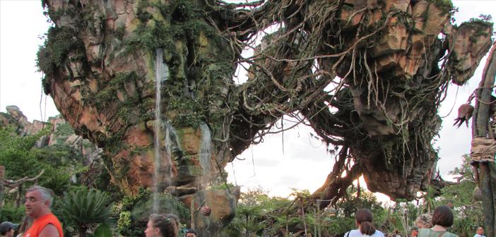 Na'vi River Ride Animal Kingdom Disney World