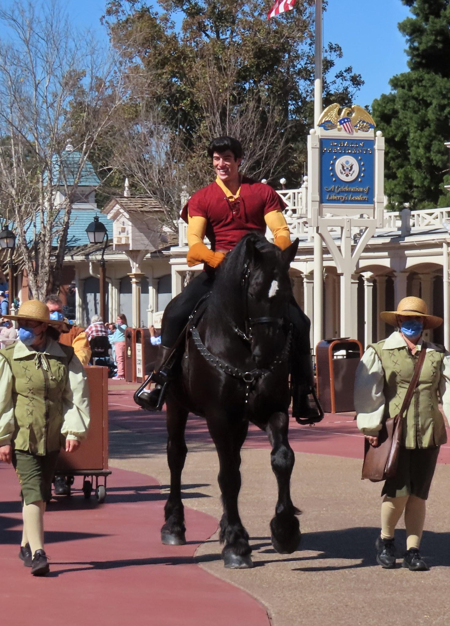Cavalcade at Disney World